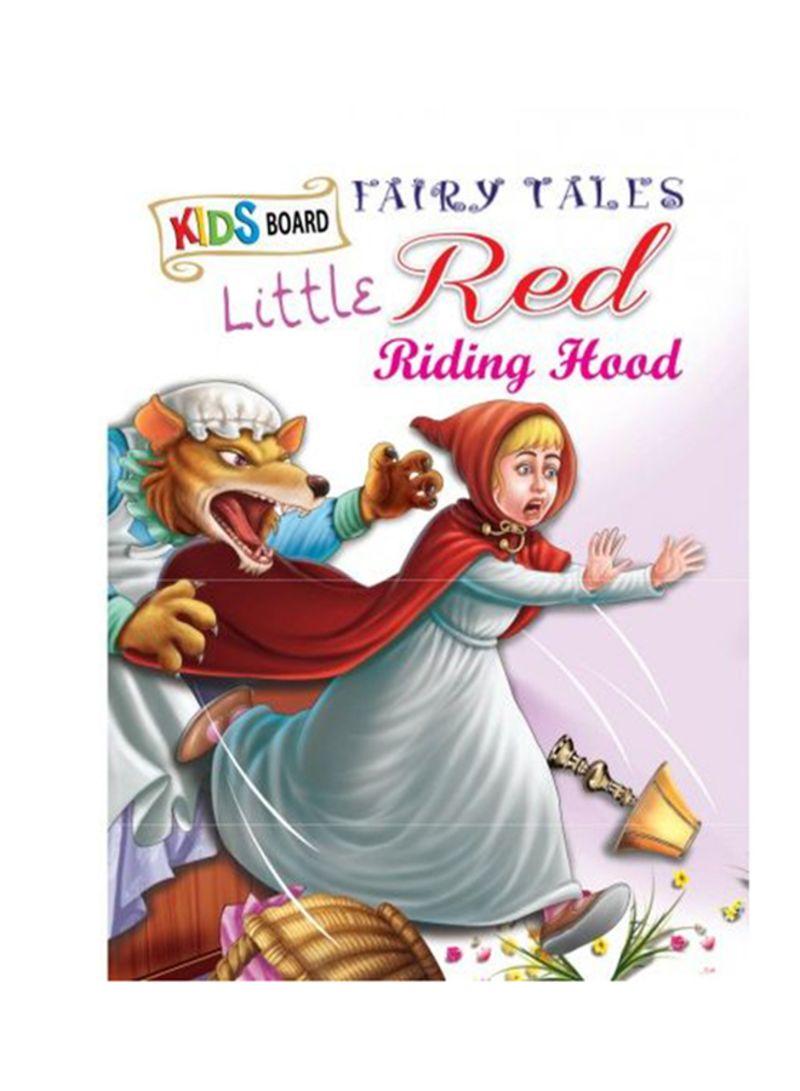 Shop Kids Board Fairy Tales Little Red Riding Hood Board Book