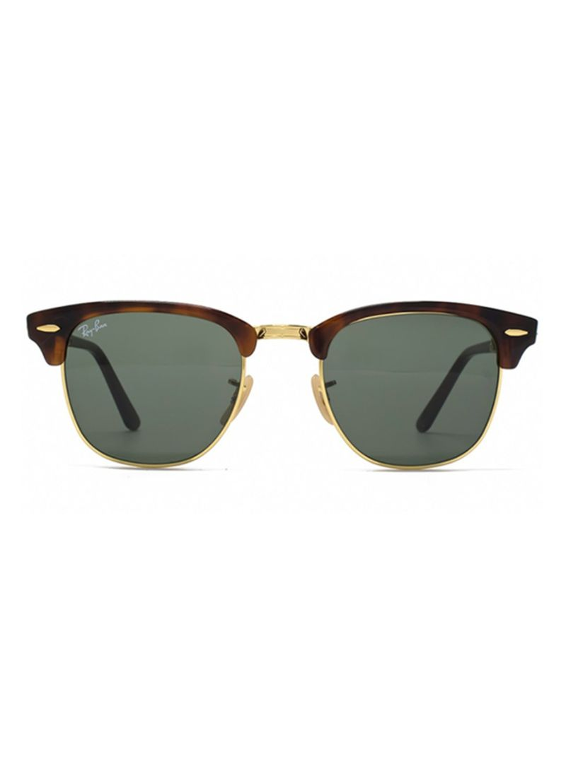 afdcea36d05 Shop Ray-Ban Folding Clubmaster Sunglasses RB2176-990-51 online in ...