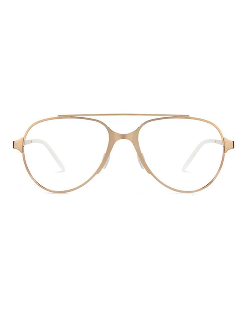 ec6fc227901 Buy Men s Full Rim Aviator Eyeglass Frame CA6663-GM0-53 in Saudi Arabia