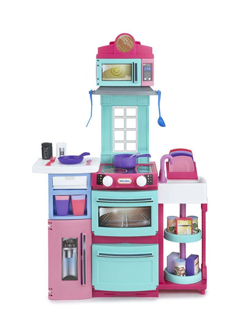 Cook N Store Kitchen Playset - Shop online on noon Dubai, Abu Dhabi ...