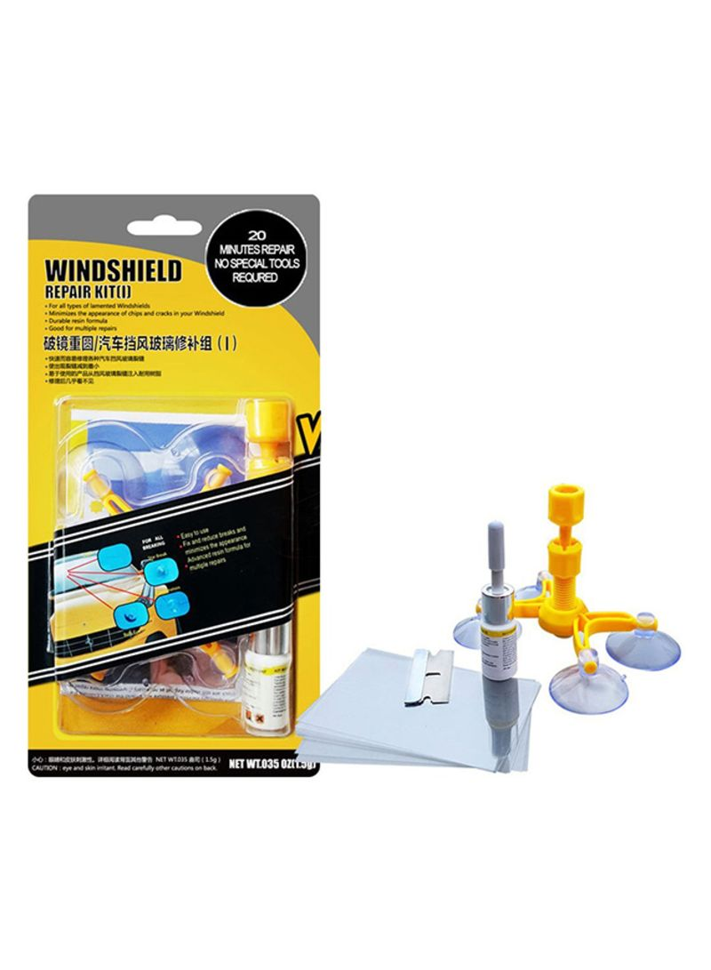Buy or repair windshield 44