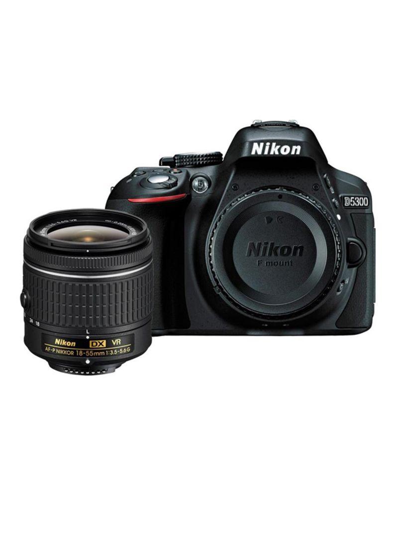 Shop Nikon D5300 Dslr Camera With 18 55mm Vr Lens Kit Online In Kamera Lensa Af S Ii Otheroffersimg V1515938865 N11071643a 1