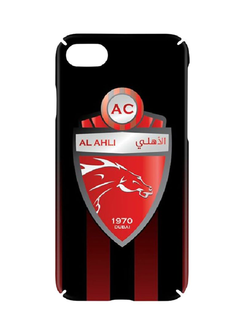 Hard Case Cover For Apple iPhone 8/iPhone 7 Al Ahli Club