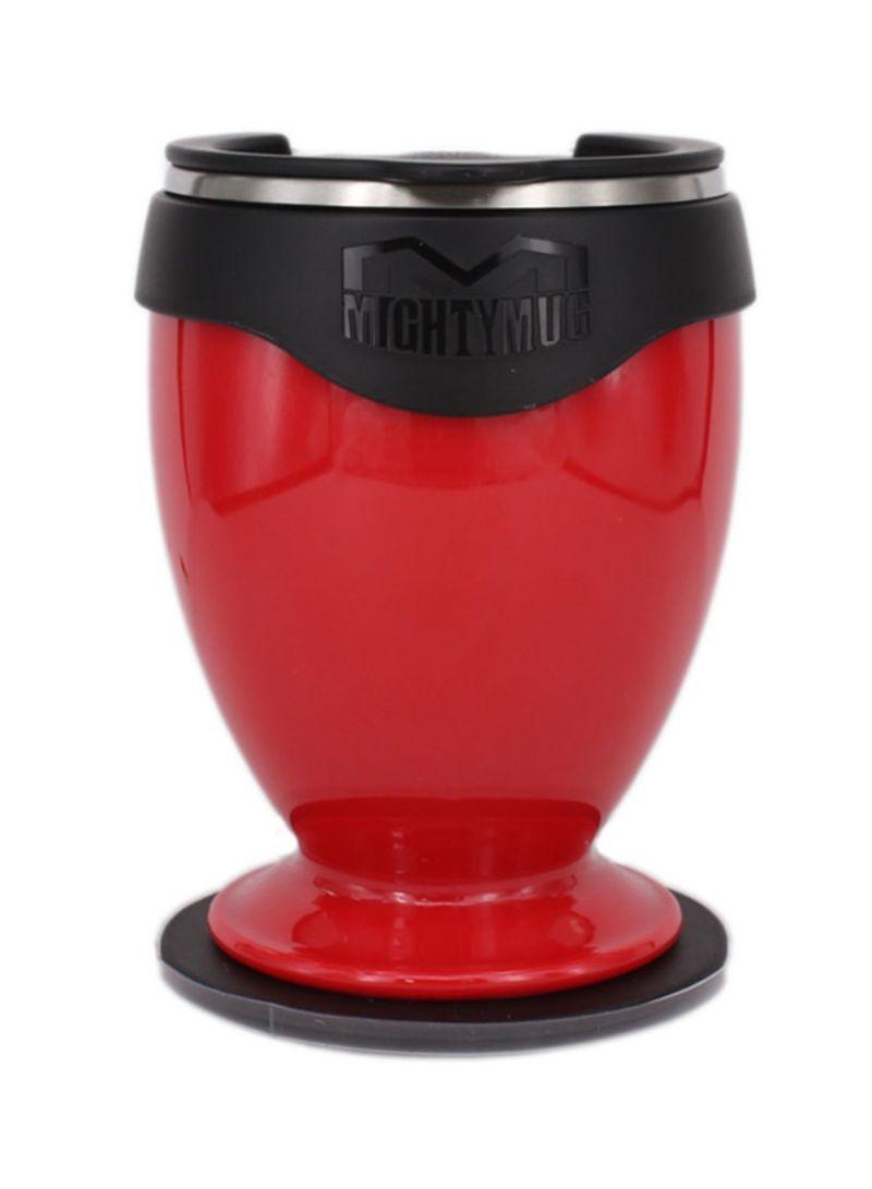 03c91f0e9c2 Shop Mighty Mug Spill Proof Coffee Mug Red 430 ml online in Dubai ...