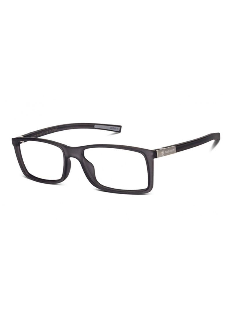 ba49e24ccf otherOffersImg v1516539136 N13115263A 1. Tag Heuer. Rectangular Eyeglass  Frame TH0511