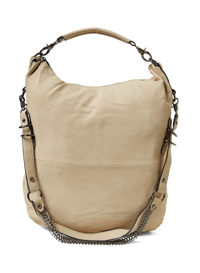 ed22ee80b910 Miss Lulu Leather Look V-Shape Shoulder Handbag