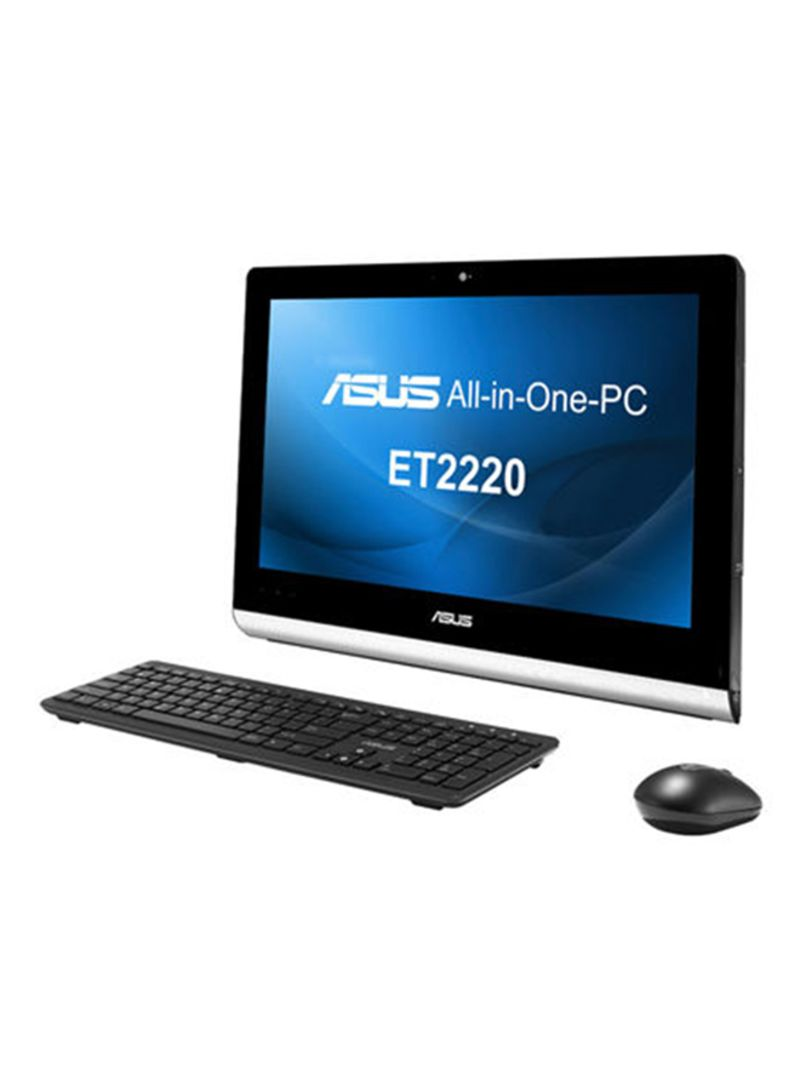 Aio Et20201uk B010k All In One Desktop 20 Inch Display Core I3 Dell Inspiron 3064 Touch Processor 4gb Ram 1tb Hdd Intel Graphics With Keyboard And Mouse Black