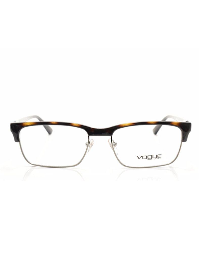 131cf4b76ab2b Buy Full Rim Rectangular Eyeglass Frame 2805-W656-52 in Saudi Arabia