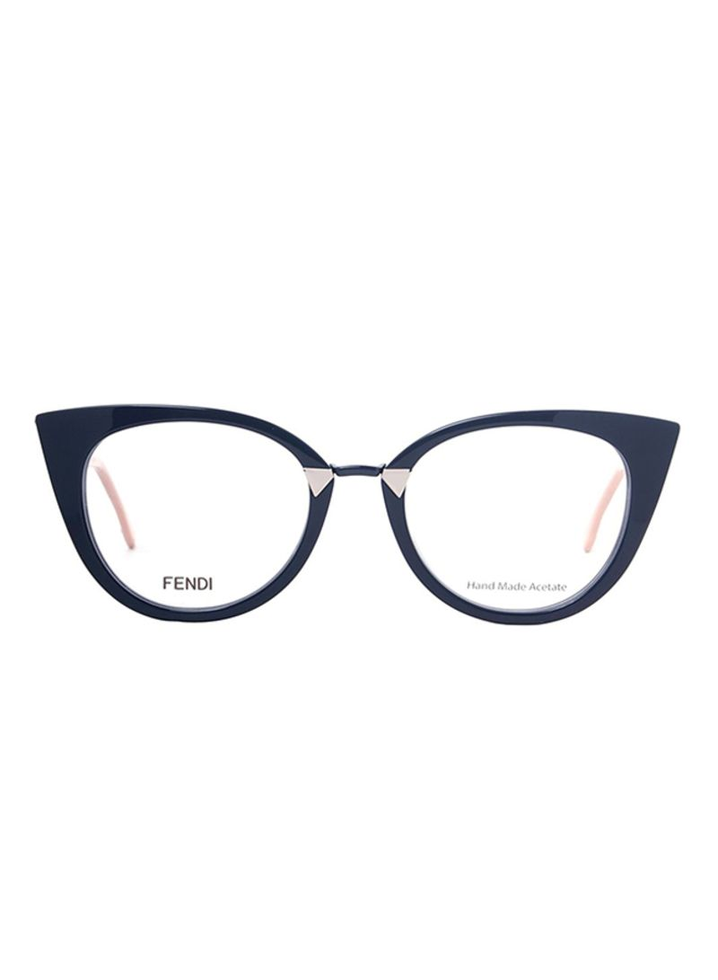 89a9d3d9f6b otherOffersImg v1516709616 N12566307A 1. Fendi. Women s Full Rim Cat Eye  Eyeglasses FF0127-MQP-48
