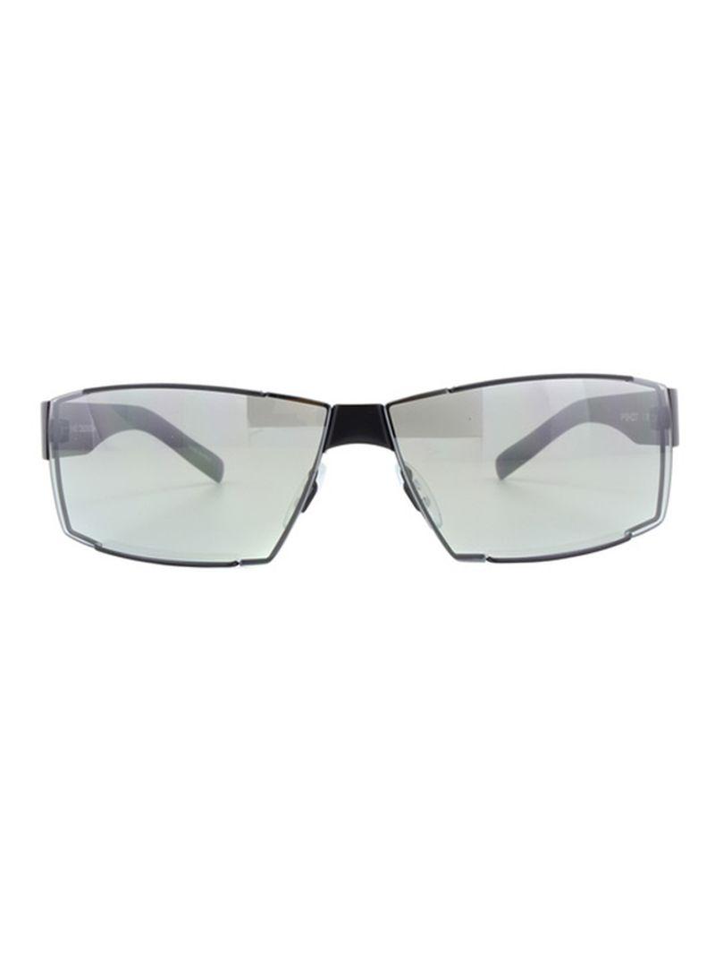 a2c71754485b0 Buy Men s Full Rim Rectangular Sunglasses 8407-C-65 in Saudi Arabia