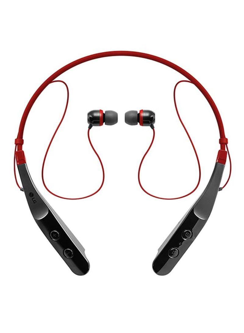 265deb5133b Shop LG Tone Plus Headset Red online in Dubai, Abu Dhabi and all UAE