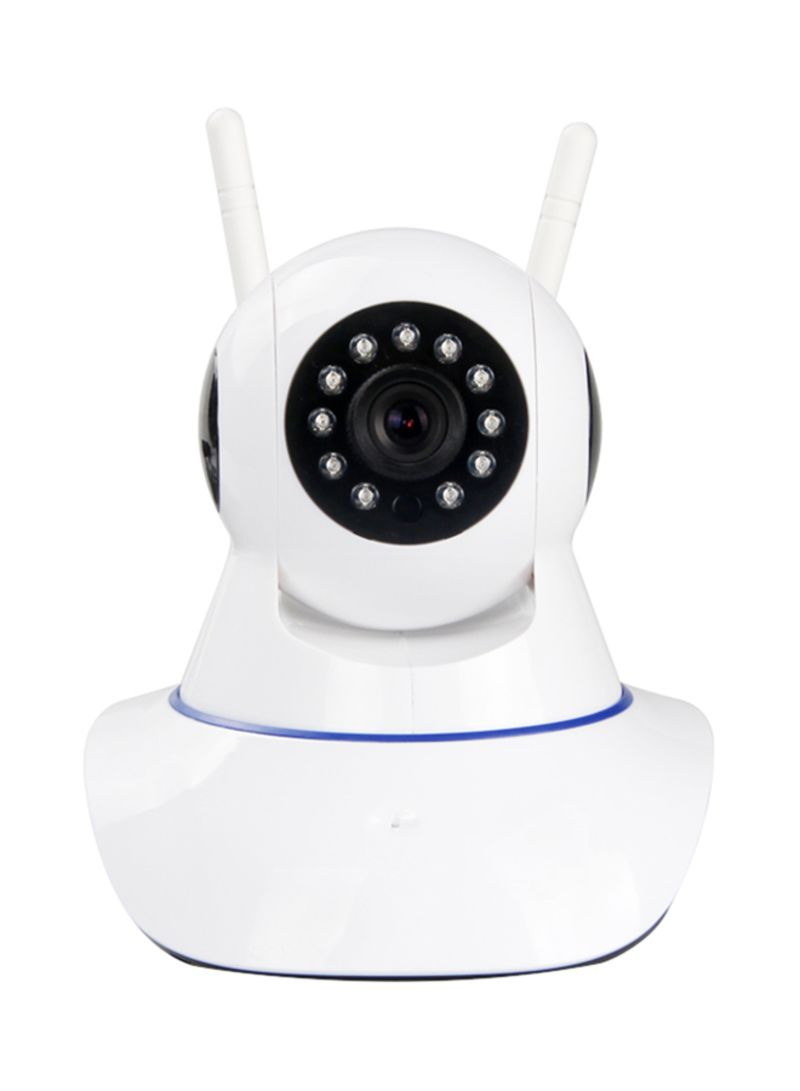 Shop Generic Wireless Wi-Fi Dual Antenna Smart Home 720P Day Night Vision  Surveillance Network Camera online in Dubai, Abu Dhabi and all UAE