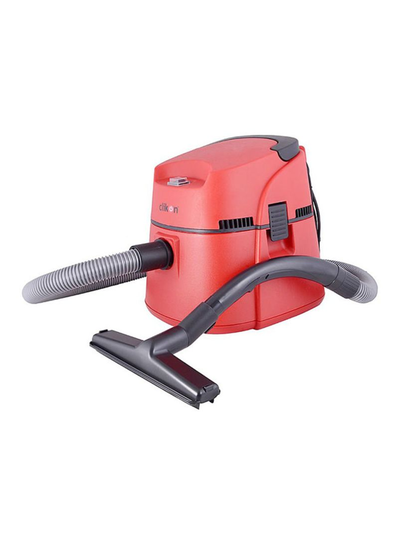 Wet And Dry Vacuum Cleaner 1200w Ck4008 Red Black Decker