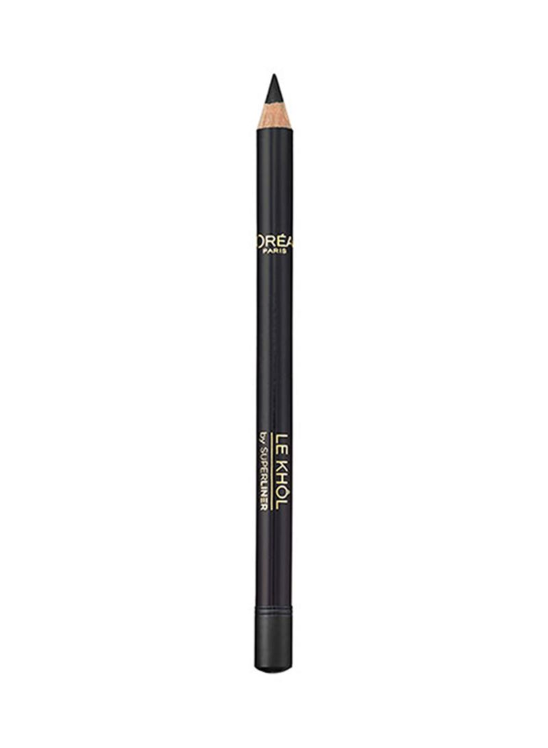 656e6ac20d5 Shop L'Oréal Paris Superliner Le Kohl Eye Liner 101 Midnight Black ...