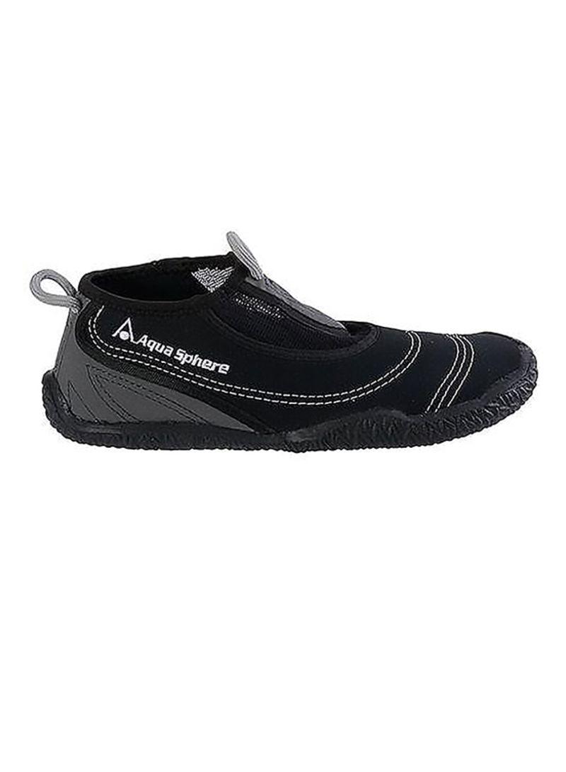 bfc64d5f8e48 Shop Aqua Sphere Beach Walker Adult Shoes For Unisex - Size 46 Black ...