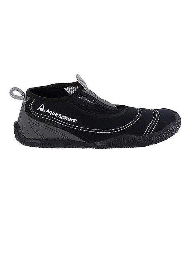 40127a35627a Shop Aqua Sphere Beach Walker Adult Shoes For Unisex - Size 48 Black ...