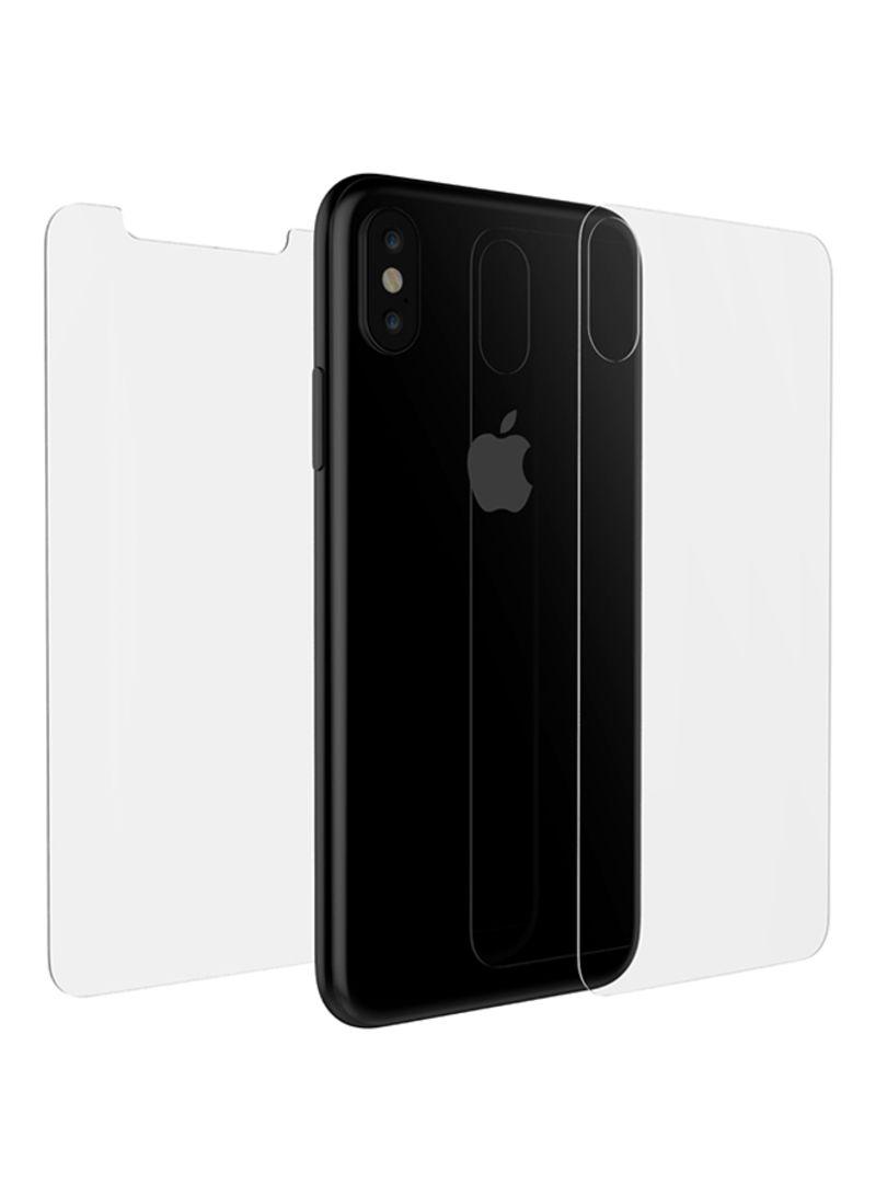 Shop Promate iPhone X / iPhone Xs Screen Protector, Ultra-Slim HD