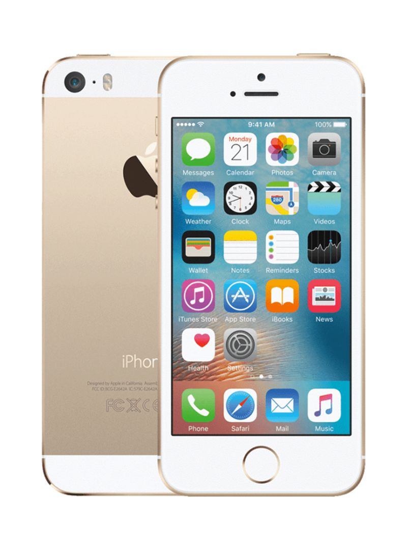 Shop Apple iPhone 5s With FaceTime Gold 16GB 4G LTE online ...