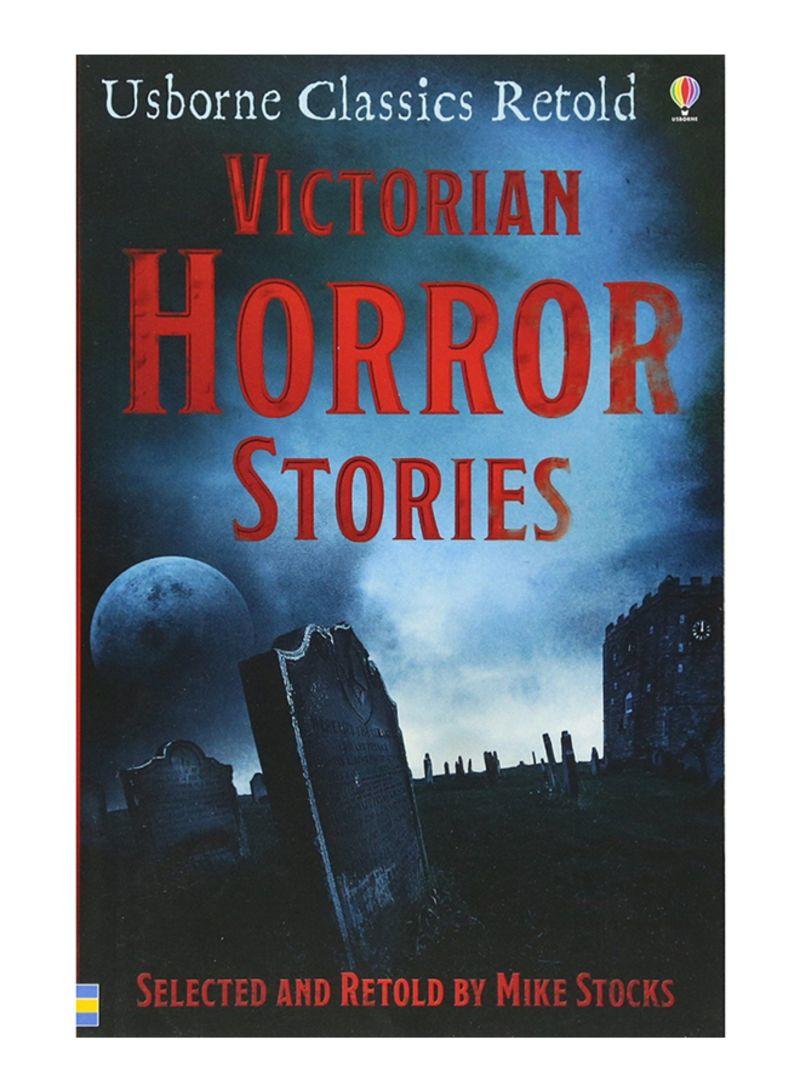 Shop Victorian Horror Stories - Paperback online in Dubai