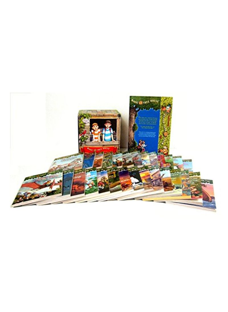 Shop The Magic Tree House Library Books 1 28 Paperback