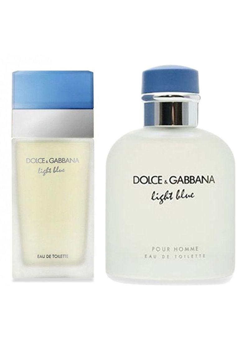 343d2cecf otherOffersImg_v1517235403/N13137417A_1. Dolce & Gabbana. Light Blue Women  ...