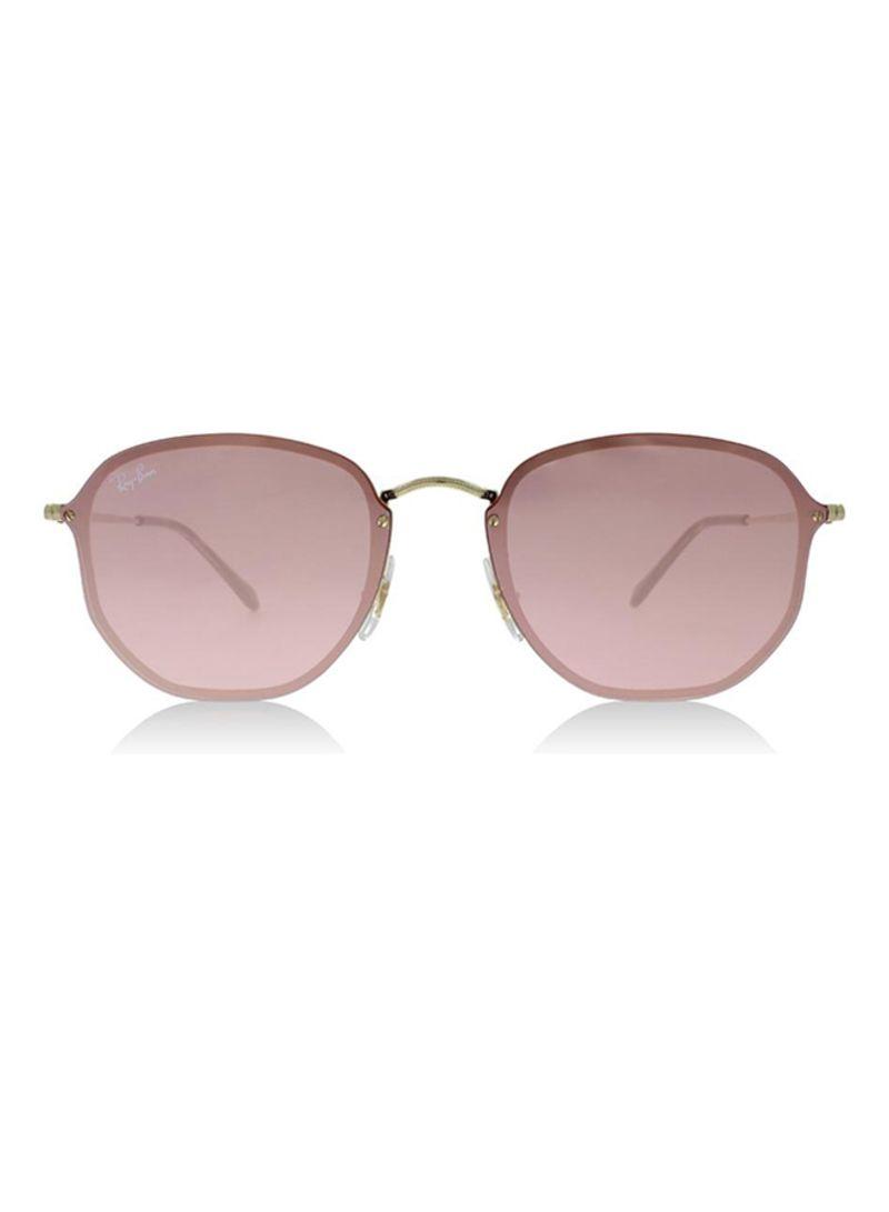 bc5071d5463 otherOffersImg v1517291812 N13168593A 1. Ray-Ban. Full Rim Hexagonal  Sunglasses RB3579N-001 E4-58