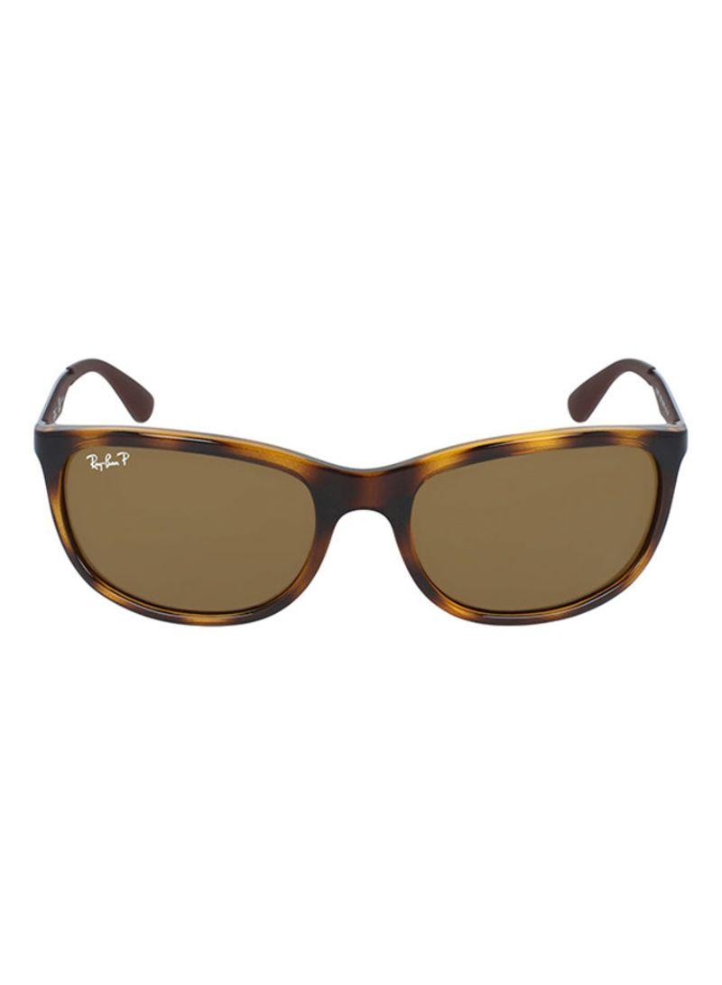936f178672 Shop Ray-Ban Full Rim Square Sunglasses RB4267 online in Riyadh ...