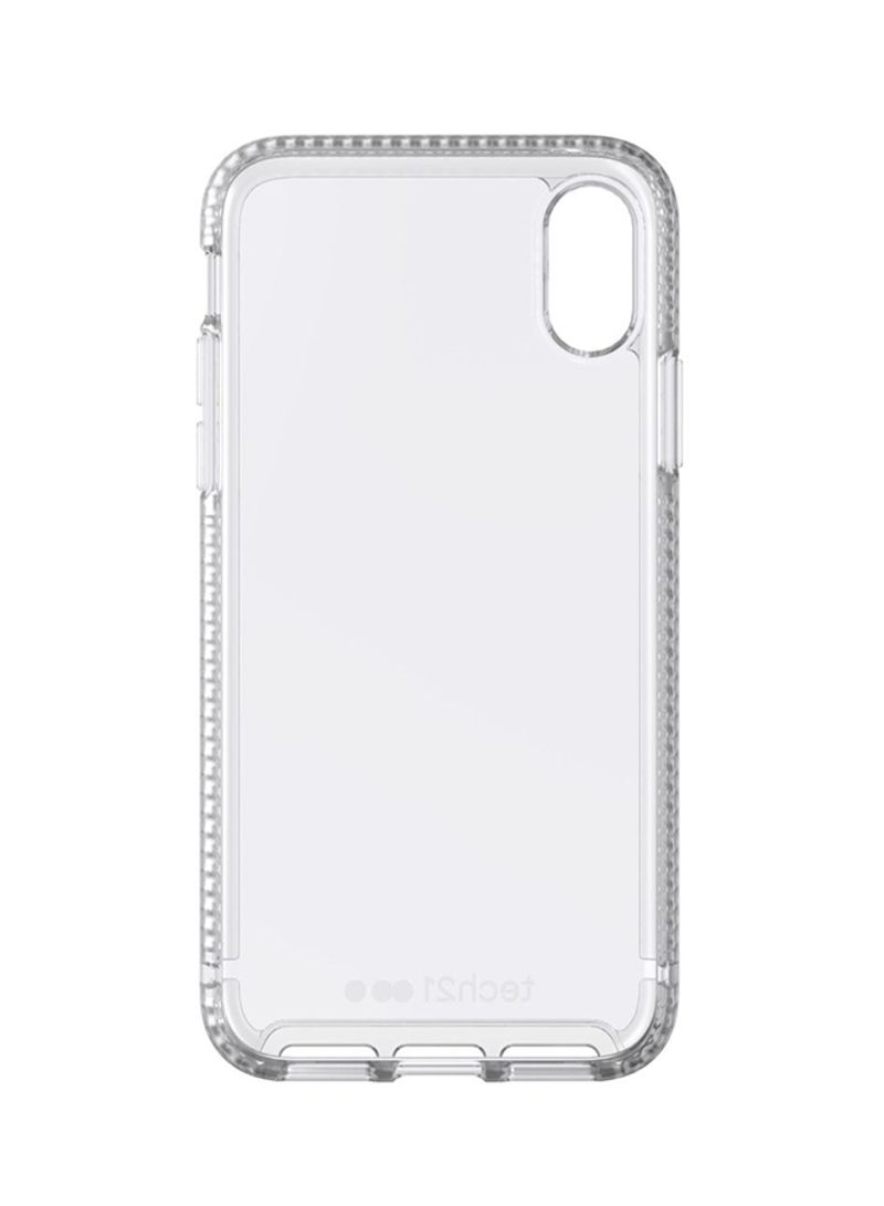 huge selection of 19d9f 87fe6 Shop tech21 Pure Clear Case Cover For Apple iPhone X Clear online in  Riyadh, Jeddah and all KSA