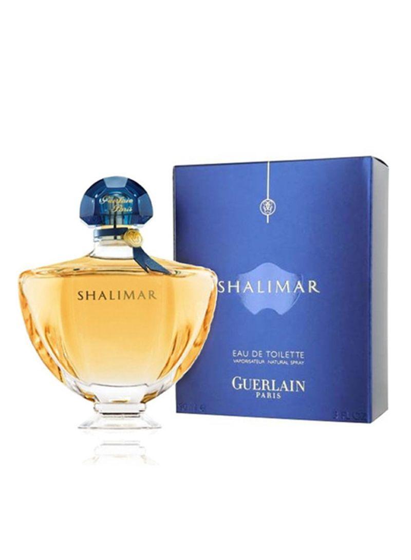 Shop Guerlain Shalimar Edt 90 Ml Online In Dubai Abu Dhabi And All Uae Eau De Parfum 90ml