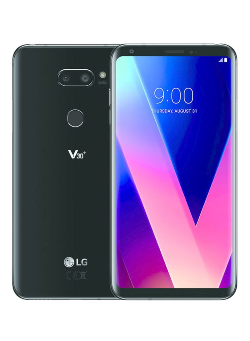 Shop LG V30 Plus Dual SIM Black 128GB 4G LTE online in Dubai, Abu Dhabi and  all UAE