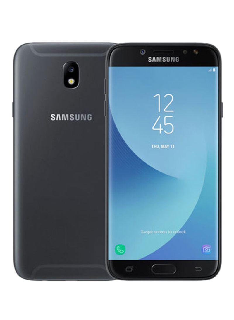 Shop Samsung Galaxy J7 Pro Dual SIM Black 32GB 4G LTE online in Riyadh,  Jeddah and all KSA