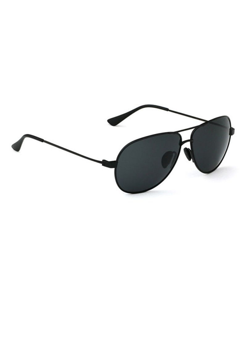 ce50cbaf2bb1b Shop Veithdia Men s Full Rim Polarized Aviator Frame Sunglasses ...