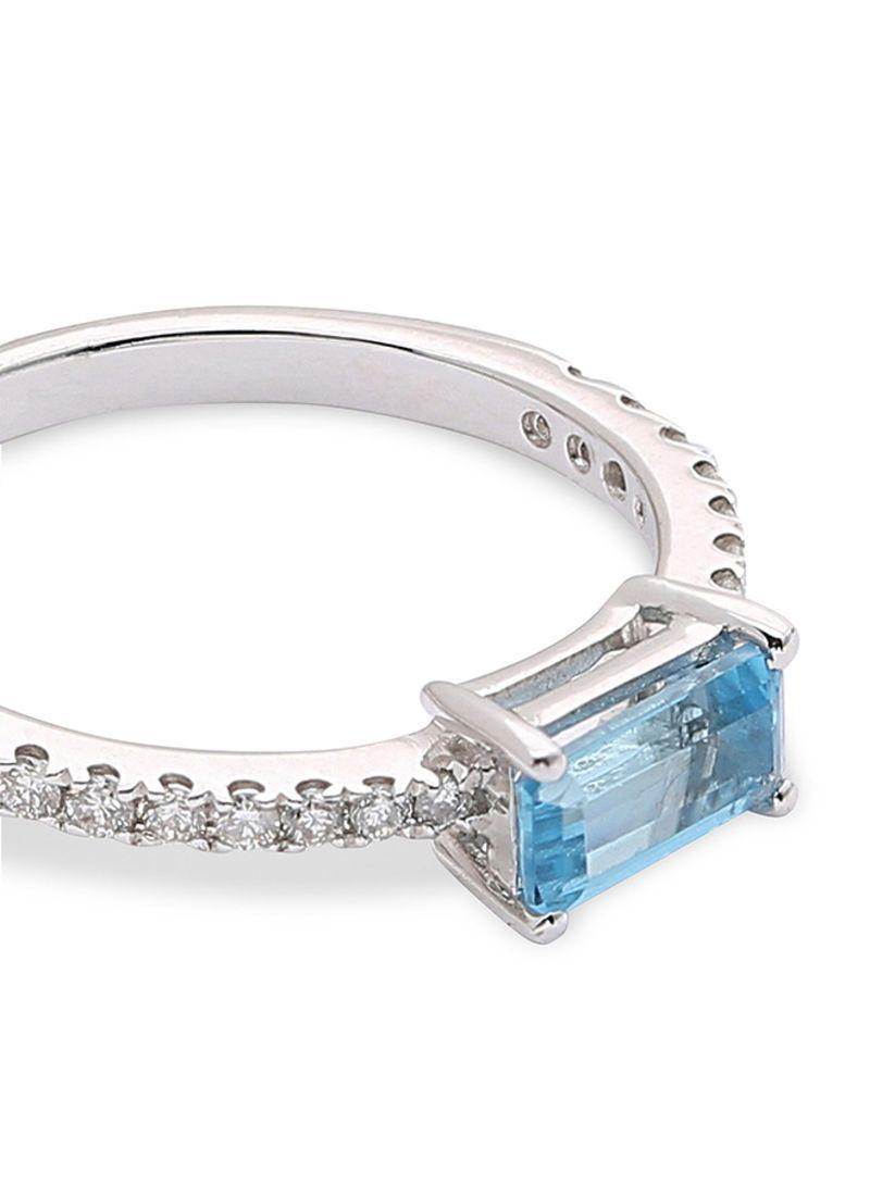 Shop damas Fashion 18K Gold And Semi-Precious Stone Ring