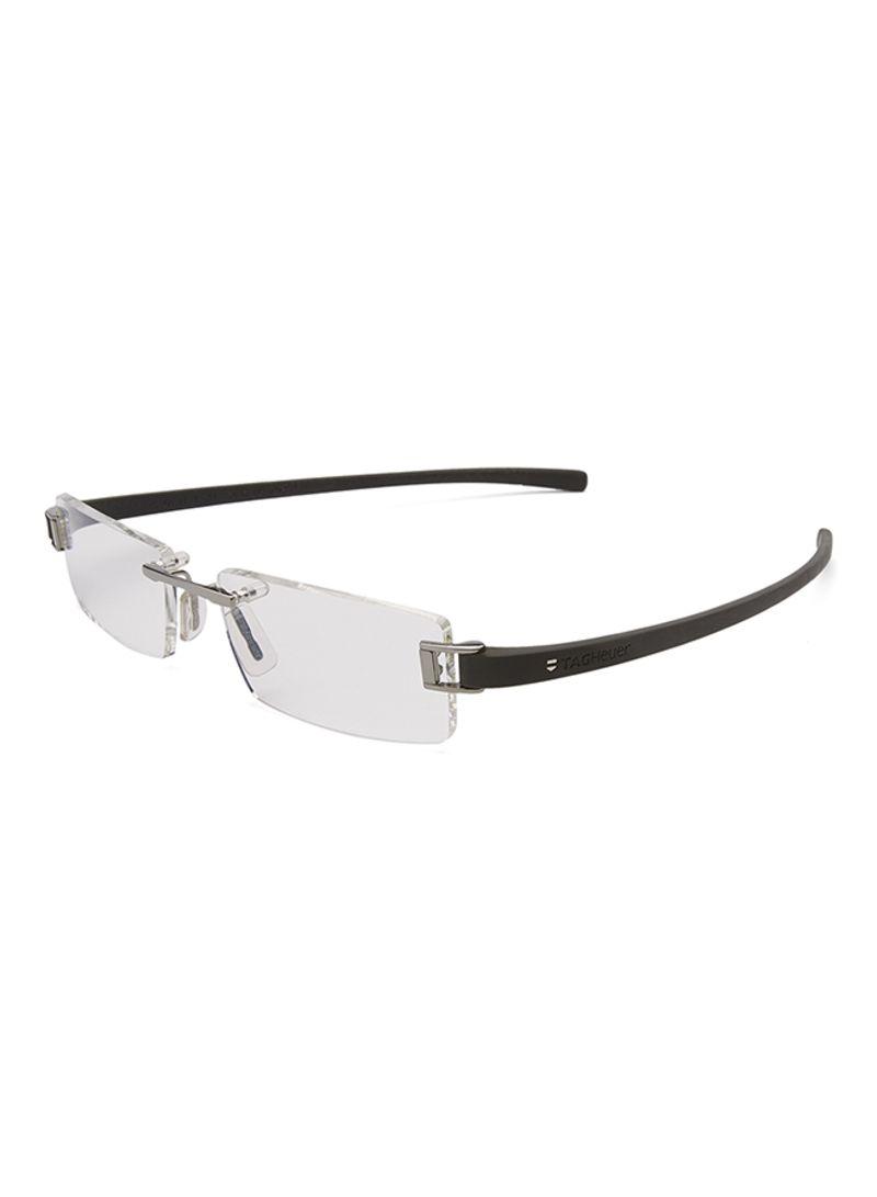 78d0865032 otherOffersImg v1518337627 N13115290A 1. Tag Heuer. Rimless Rectangular Eyeglass  Frames TH7103