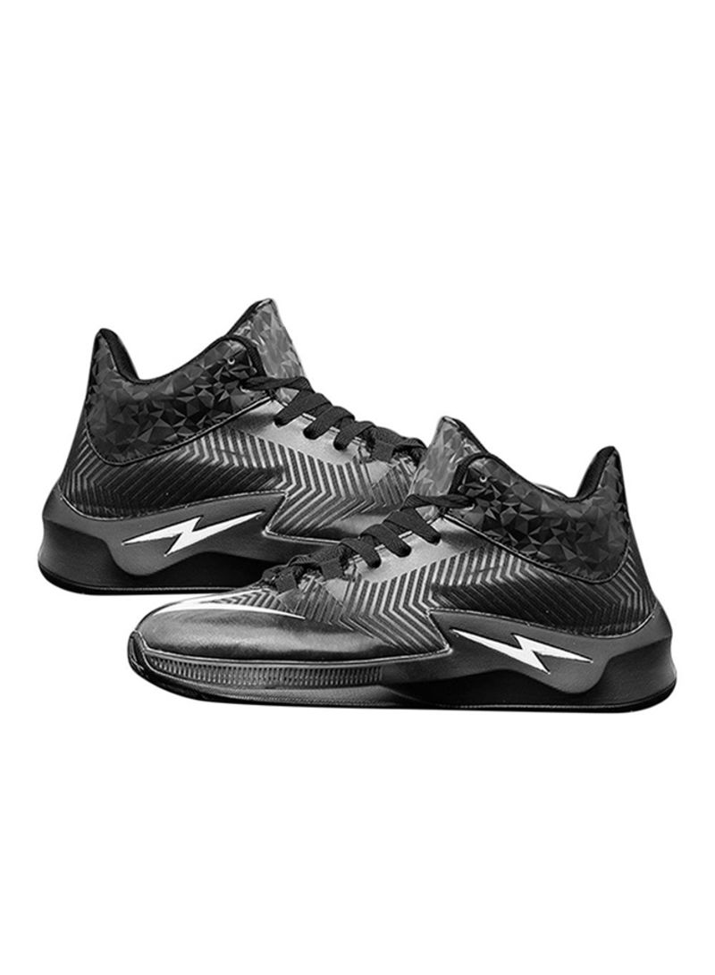 Shop Outad Shockproof Anti Skid Basketball Shoes Online In Dubai