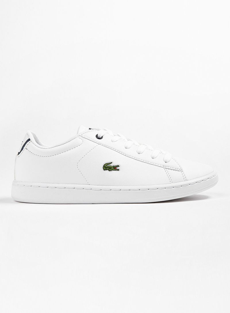fb71975e657c22 Shop Lacoste 118 Carnaby Evo Lace-Up Sneaker online in Dubai