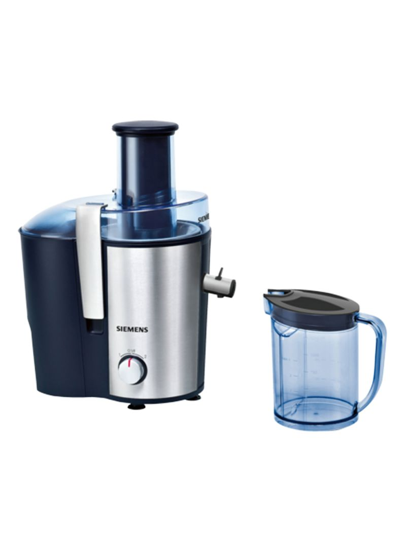 Shop SIEMENS Juice Extractor 700W ME35000GB Blue/Silver online in Dubai,  Abu Dhabi and all UAE