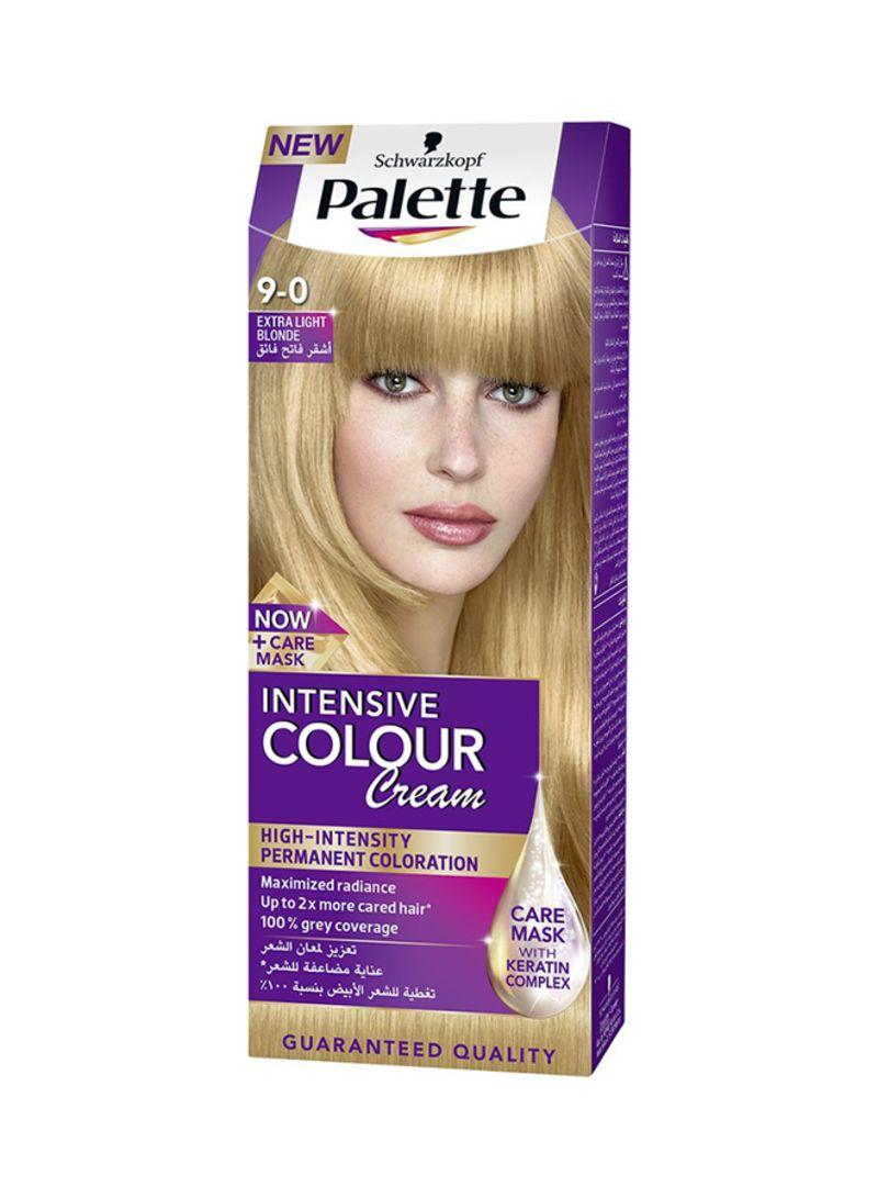 تسوق شوارزكوف وكريم الشعر لحماية كثافة اللون 9 0 أشقر فاتح زائد 50مل أونلاين في الإمارات