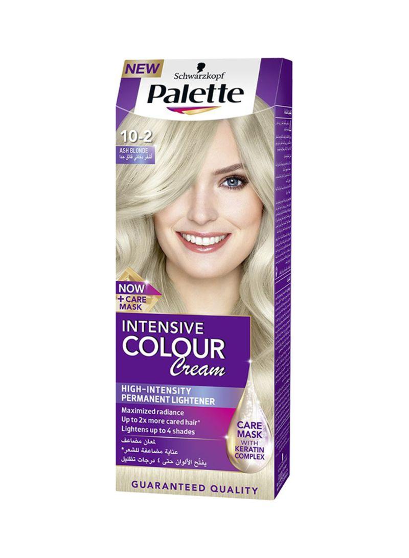 تسوق شوارزكوف وكريم الشعر لحماية كثافة اللون 10 2 أشقر رمادي فاتح 50مل أونلاين في الإمارات