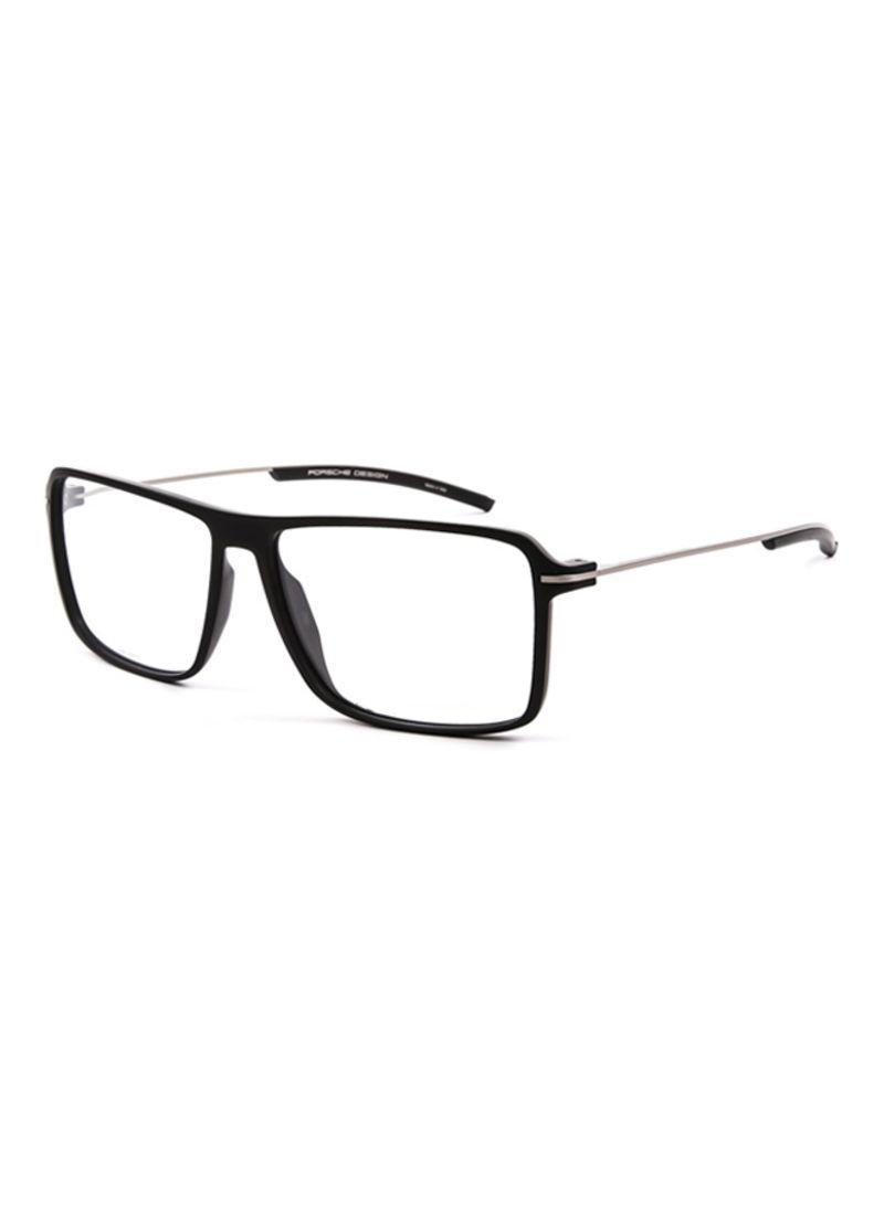 0a15f17e93a903 Shop Porsche Design Men s Rectangular Eyeglass Frame P8295 online in ...