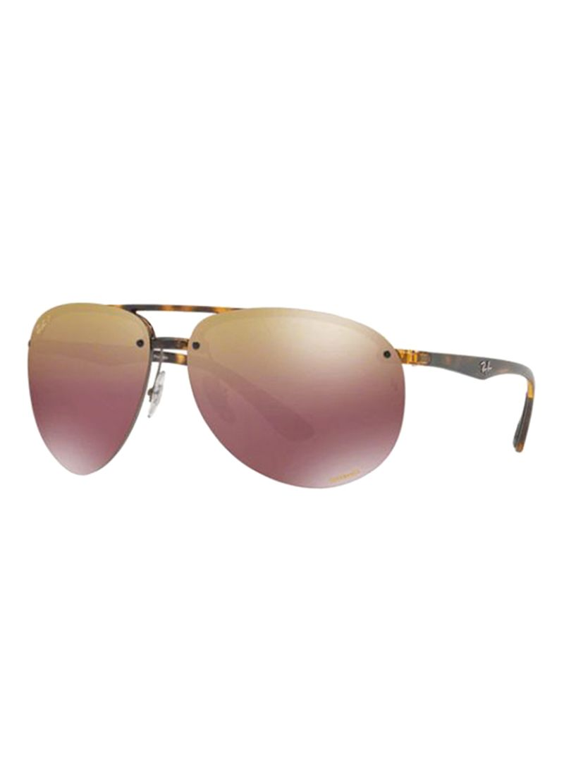8150f56de0 otherOffersImg v1519207783 N13383208A 1. Ray-Ban. Men s Chromance Mirrored  Aviator Sunglasses RB4293CH