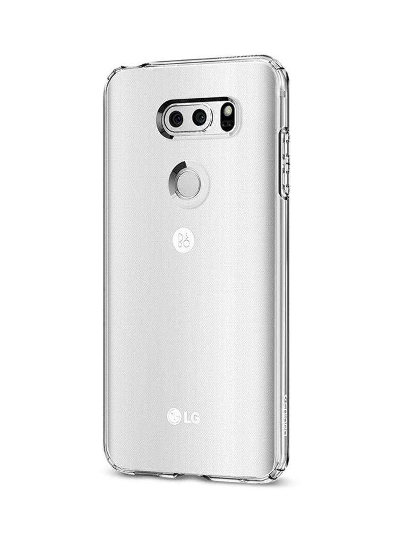 Shop Spigen Liquid Crystal Case Cover For LG V30 Clear