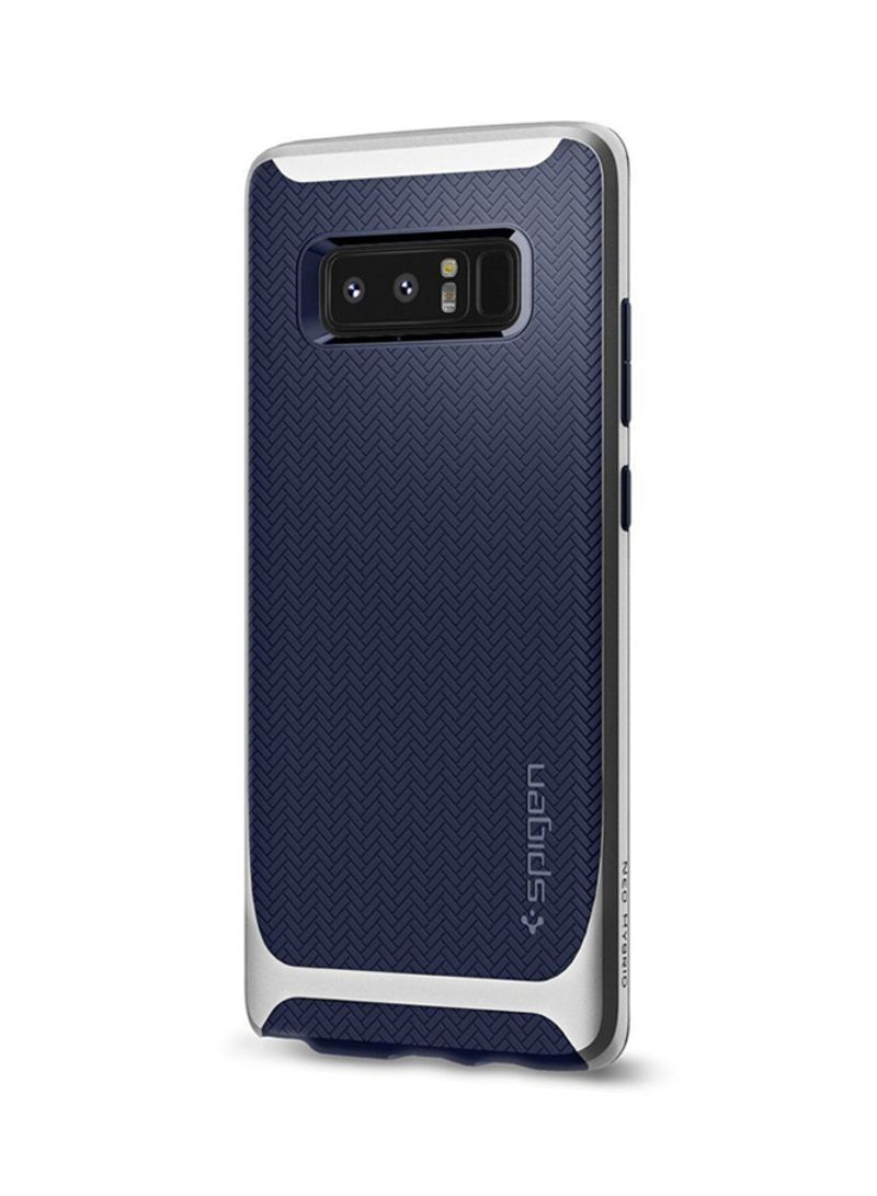 check out 53ead 3b2b9 Shop Spigen Combination Neo Hybrid Case Cover For Samsung Galaxy Note8 Case  Cover Arctic Silver/Blue online in Dubai, Abu Dhabi and all UAE