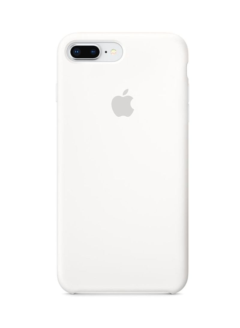pretty nice 3aa6c a7097 Shop Generic Silicone Case Cover For Apple iPhone 7 Plus White online in  Dubai, Abu Dhabi and all UAE