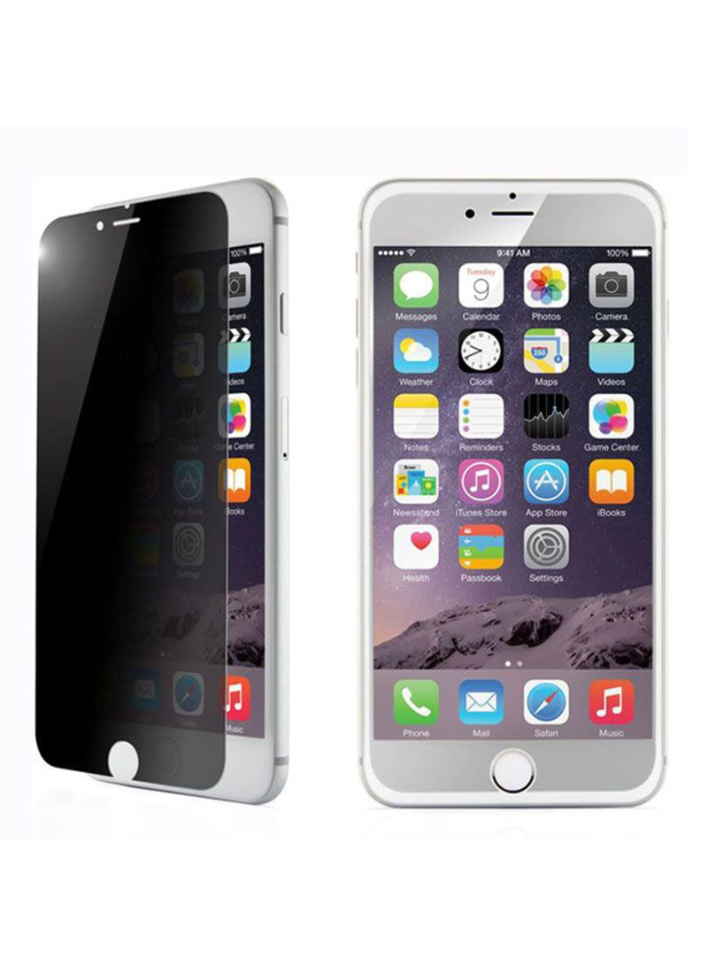 Shop Generic Anti-Spy Privacy Tempered Glass Screen