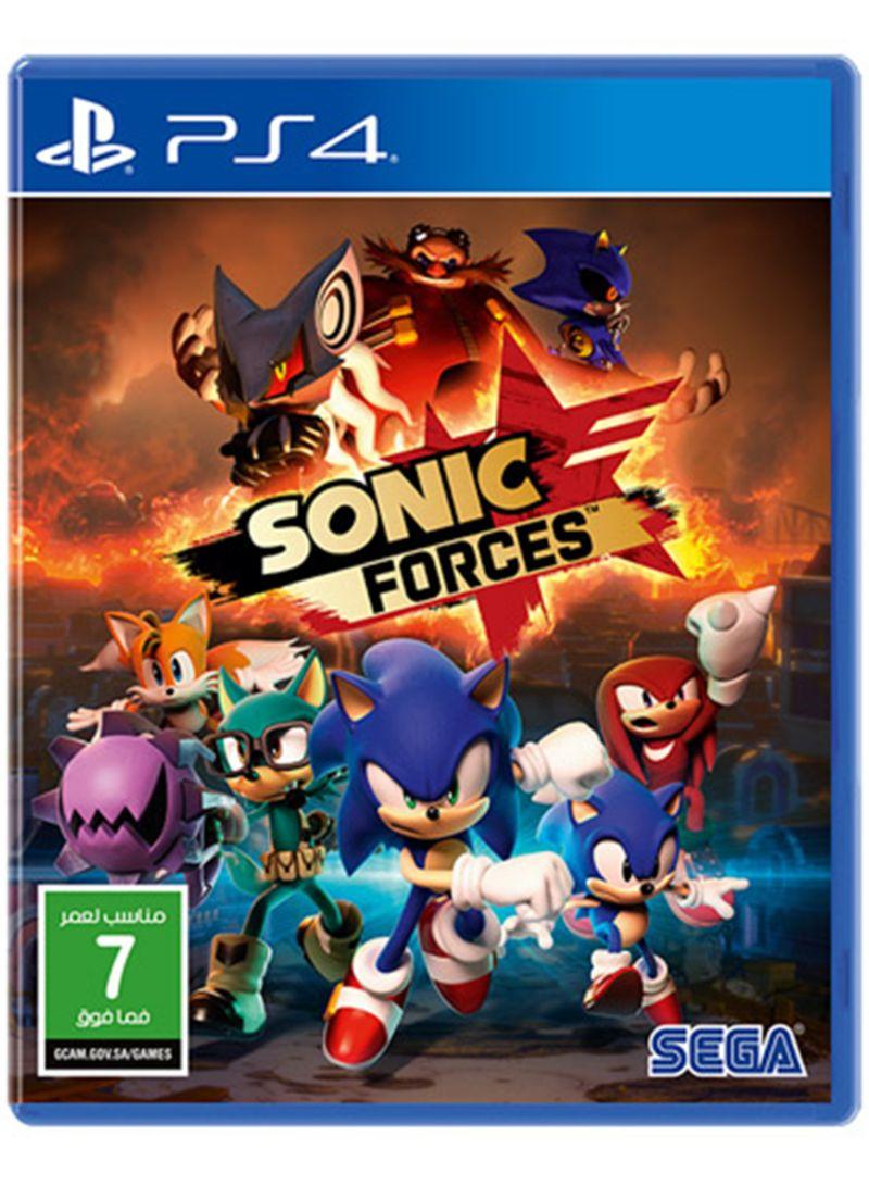 Shop Sega Sonic Forces D1 Bonus - GCAM - PlayStation 4 online in Dubai, Abu  Dhabi and all UAE