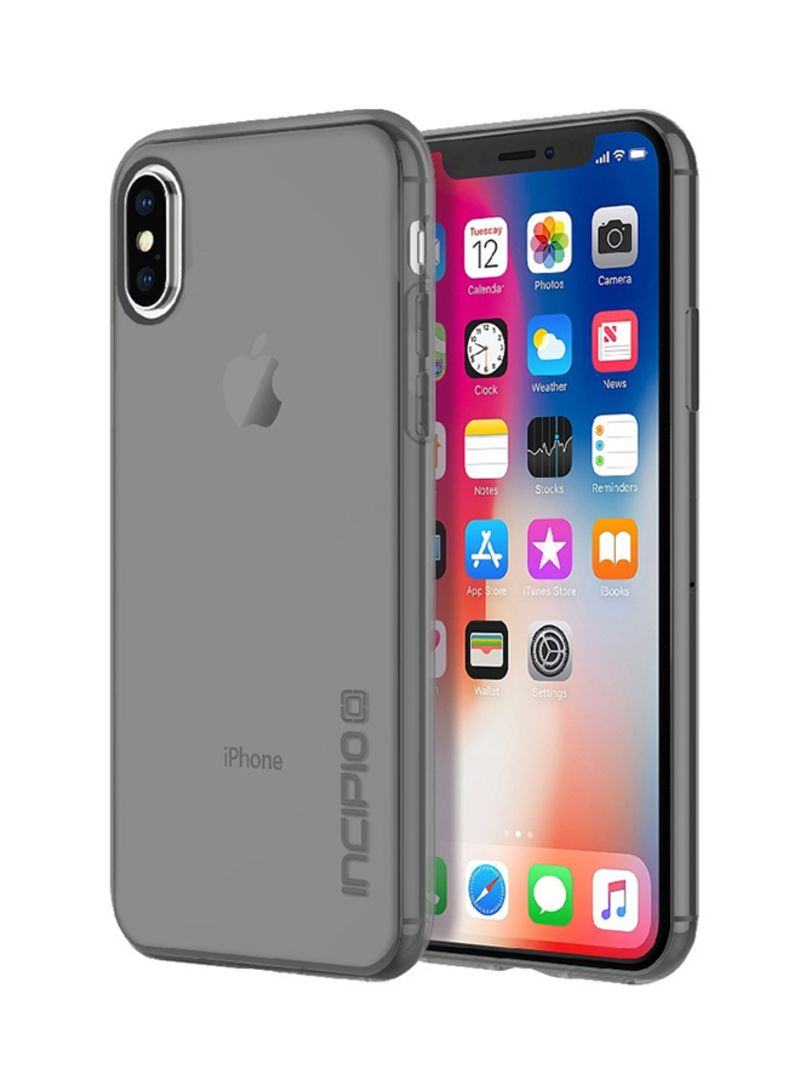 buy popular 3cdd0 11e4f Shop INCIPIO NGP Pure Slim Polymer Case Cover For Apple iPhone X ...
