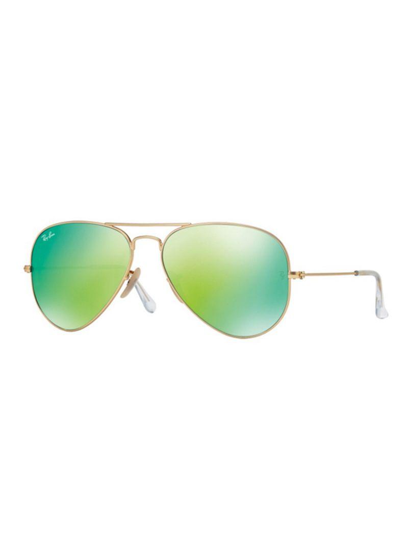 b8297db8e2 Shop Ray-Ban Full Rim Aviator Sunglasses RB3025-112 19-62 online in ...