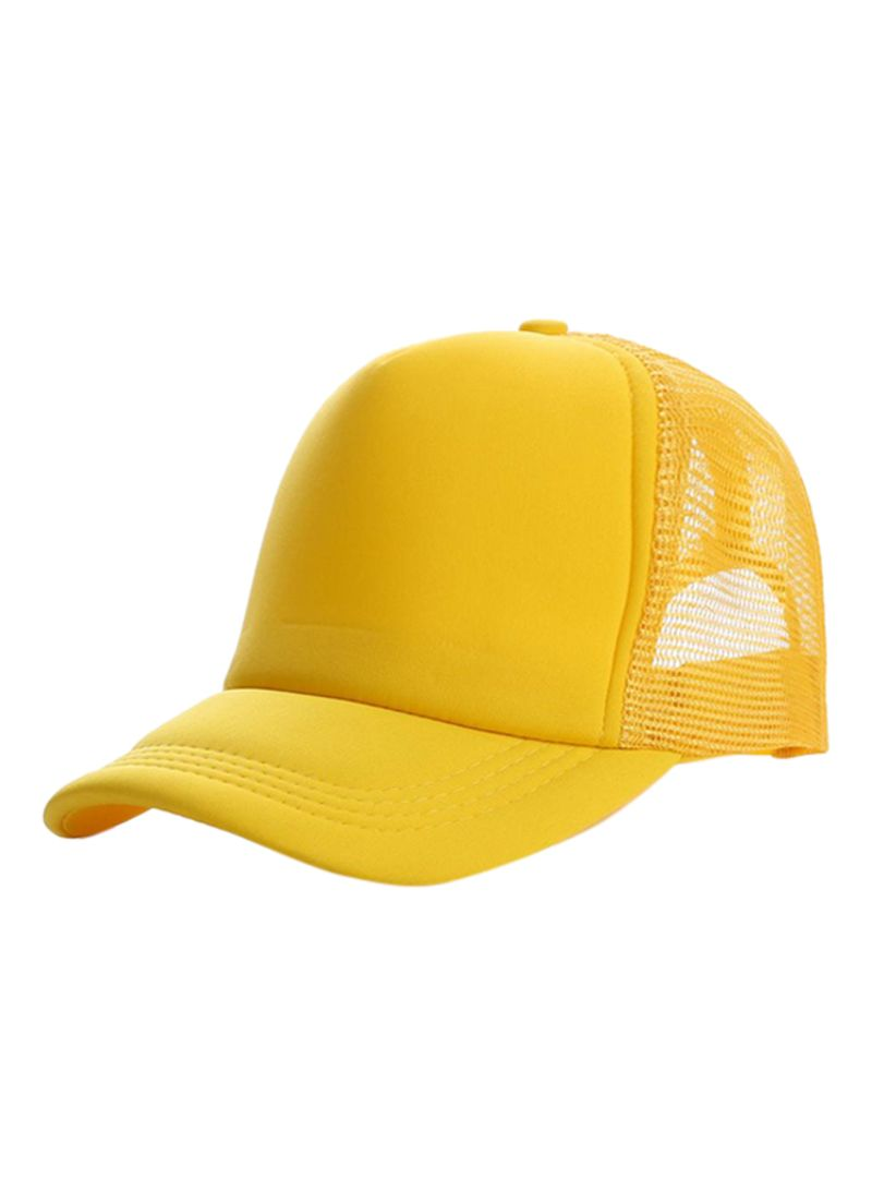 8b71d45182ba8 Shop Bluelans Snapback Cap Yellow online in Dubai