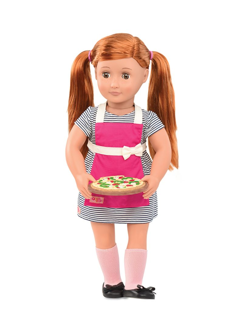 9a4788eac2413 Shop Our Generation Deluxe Noa Diner Doll online in Dubai, Abu Dhabi ...